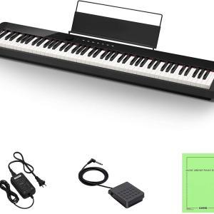 電子ピアノ カシオ(CASIO) Privia PX-S1000を選んだ理由