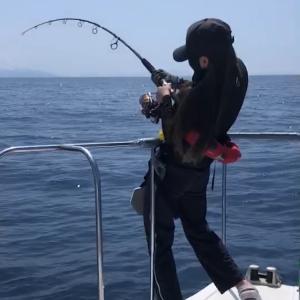 積丹マグロ釣りの詳細