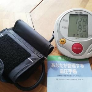 寒さで血圧急上昇!寒さ対策しっかりと。