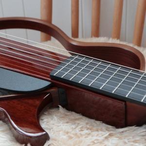 サイレントギターデビュ~♪