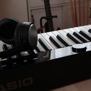 電子ピアノを自室に移動