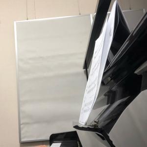 ピアノ教室 レッスンで手ごたえを感じました