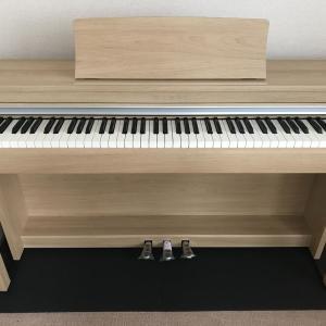 電子ピアノ打鍵音問題