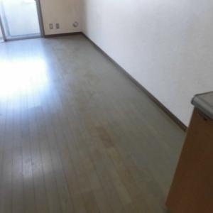 城陽市で入居前の掃除