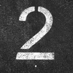 数字<2>