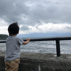 【夏休み】コロナにまけるな。湖へGO!!