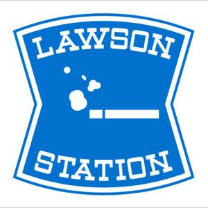 ローソンのロゴで遊ぶ