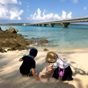 記憶に残るステキなビーチ!番外編!宮古島子連れおすすめビーチ情報⑰