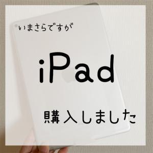 iPadを購入