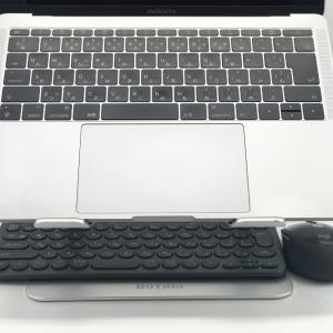 BoYata パソコンスタンド 限られたスペースでもデュアルディスプレイ環境を快適に実現