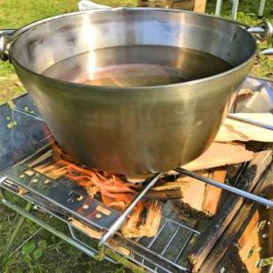直火禁止のキャンプ場で焚き火する方法
