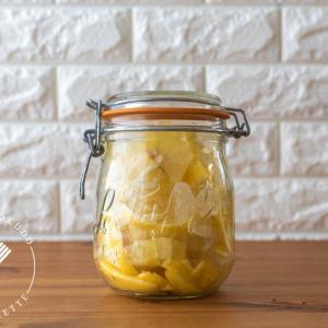 汎用性抜群のシロップ♪レモンシロップのレシピ・作り方