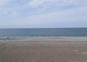 遠回りして海へ