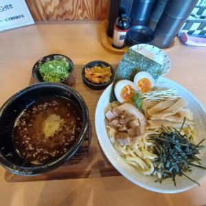 つけ麺を食べに、明大さんへ、、、1週間間空いちゃった