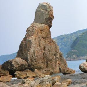 122 GW5日目★和歌山後半:橋杭岩や海金剛