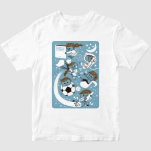 Tシャツ販売Startしました〜ART BOOK企画『Kid's 2021』