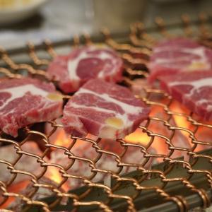 【お題:肉】アサヒビール工場!ラム肉を食べたい!