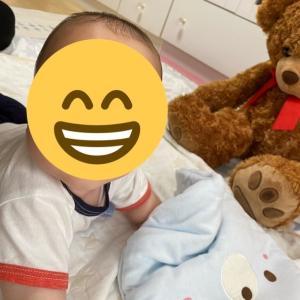 生後5ヶ月 ○●赤ちゃんの一日●○
