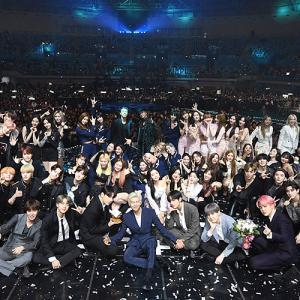 K-POP音楽祭「THE FACT MUSIC AWARDS(2021 TMA)」開催決定!