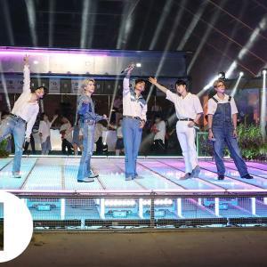 """BTS  BBCラジオ「Live Lounge」に出演 – 新曲""""Permission to Dance""""など披露"""