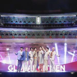 BTS「2021 Global Citizen LIVE」国宝の崇礼門をバックにオープニング – 視聴方法