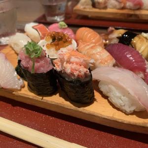 【福島ランチ】コスパ最高!おまかせにぎり12貫!キラキラ輝いたお寿司が楽しめます☆:はらぺこ達の梅田めぐり