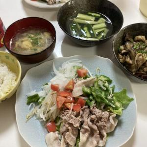 冷しゃぶ(至高のレシピ)