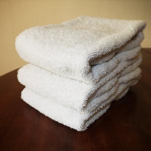 5秒でできる!タオルを美しくたたんで収納する「ホテルたたみ」