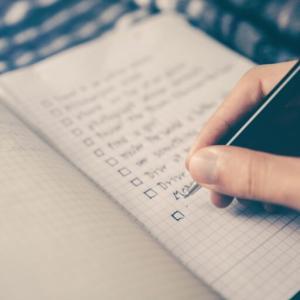 【株式投資】大化け銘柄を探せ!実際に使用していたチェックリストと簡単な解説