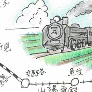 昭和の想い出絵日記【冒険旅行】