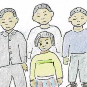 昭和の想い出絵日記【遊び仲間】