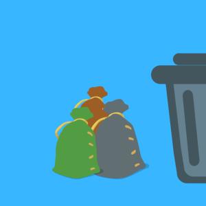 我が家のゴミ箱事情