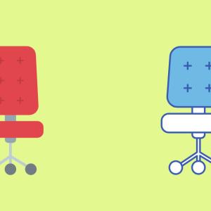 小柄な人にオススメ!座面の低いコンパクトな椅子「ノーム」