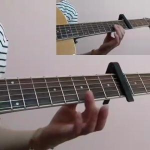 ギター(アコギ)ストロークを生っぽく打ち込む方法【Domino】