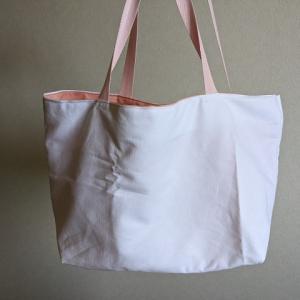 タブレットPC&スマホ入れる布バッグ、ハンドメイドしてみたけど…【かご最強説】
