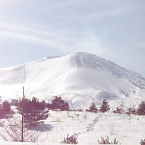 「浅間山」の雄姿をみて、感動!
