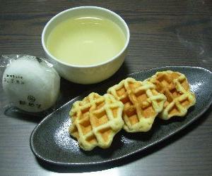 幻の武州茶
