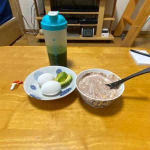 最近、ダイエットを始めた人の1日