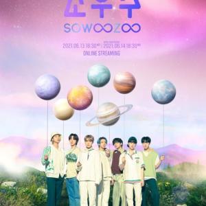 BTSオンラインライブ「BTS 2021 MUSTER SOWOOZOO」視聴レビュー