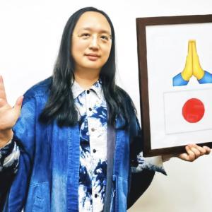 【訪日中止】台湾オードリータン氏・東京五輪開会式
