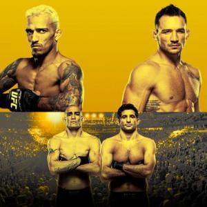 チャールズ・オリベイラ VS マイケル・チャンドラー【UFC262】
