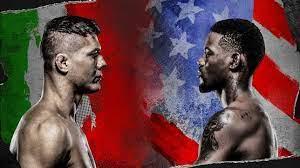 UFCファイトナイト・ラスベガス23 【結果】