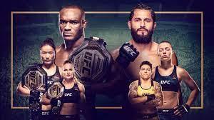 【UFC261】ウスマン vs マスヴィダル2  ウェルター級タイトルマッチ