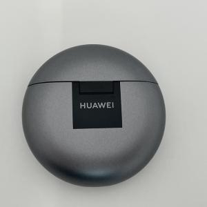 【レビュー】HUAWEI FreeBuds4 ノイズキャンセリングに対応したインナーイヤー型イヤホン