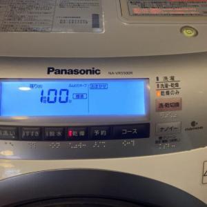 ドラム型洗濯機の乾燥に時間がかかるので分解掃除してみた