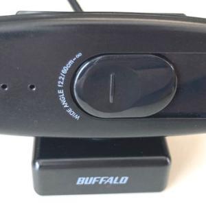 BUFFALOのWebカメラBSW500MBKの軸が折れたので自分で修理