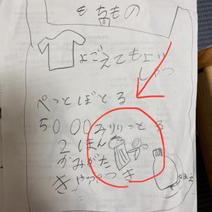 娘の持ち物リスト〜答え合わせ〜