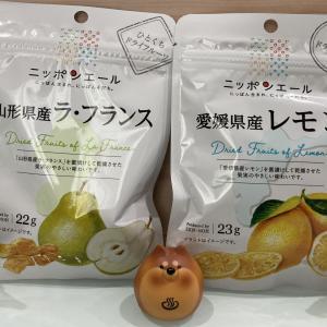 【国産ドライフルーツ】日本各地の美味しいドライフルーツ2種をレビュー