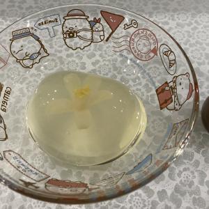 【絶品柚子ゼリー】見た目も素敵な「柚子の花」が入った柚子ゼリーはいかがでしょうか?