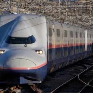 【車両情報】 2021.10.01定期運用撤退。引退迫るJR東日本 E4系 2階建て新幹線 「Max」
